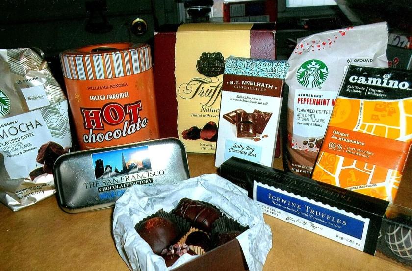 medicinal chocolate)